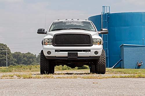 Best Lift Kit For Dodge Ram 2500