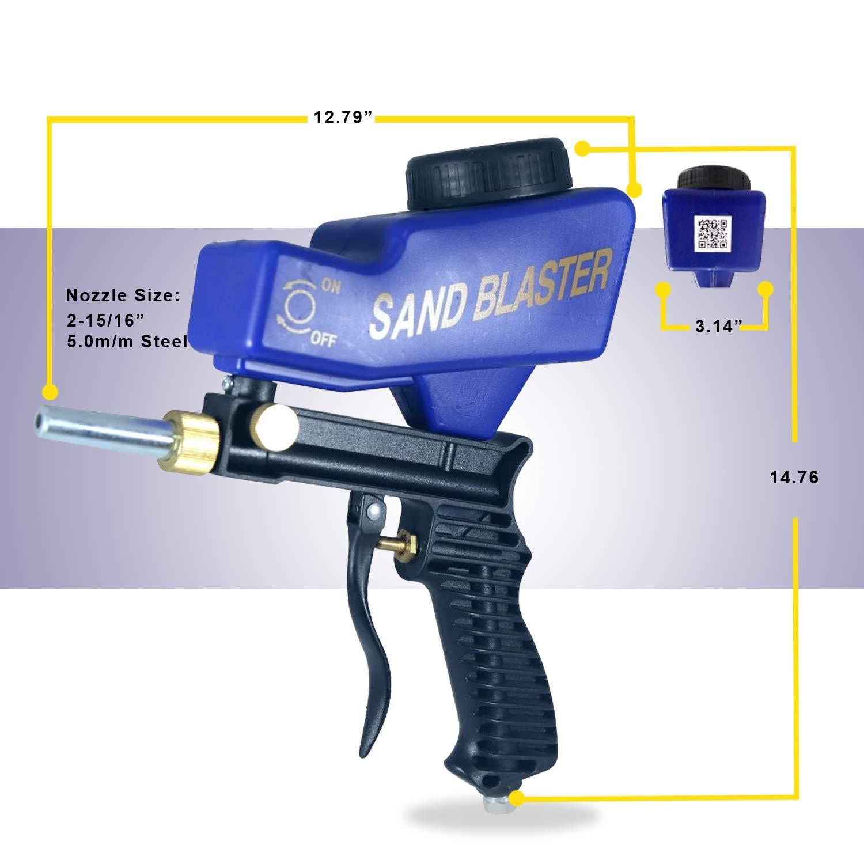 meilleur sable blaster