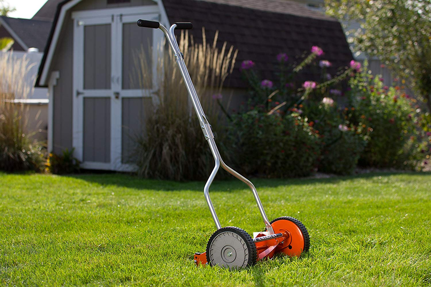 american lawn mower reviews