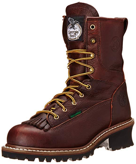 best lineman boot