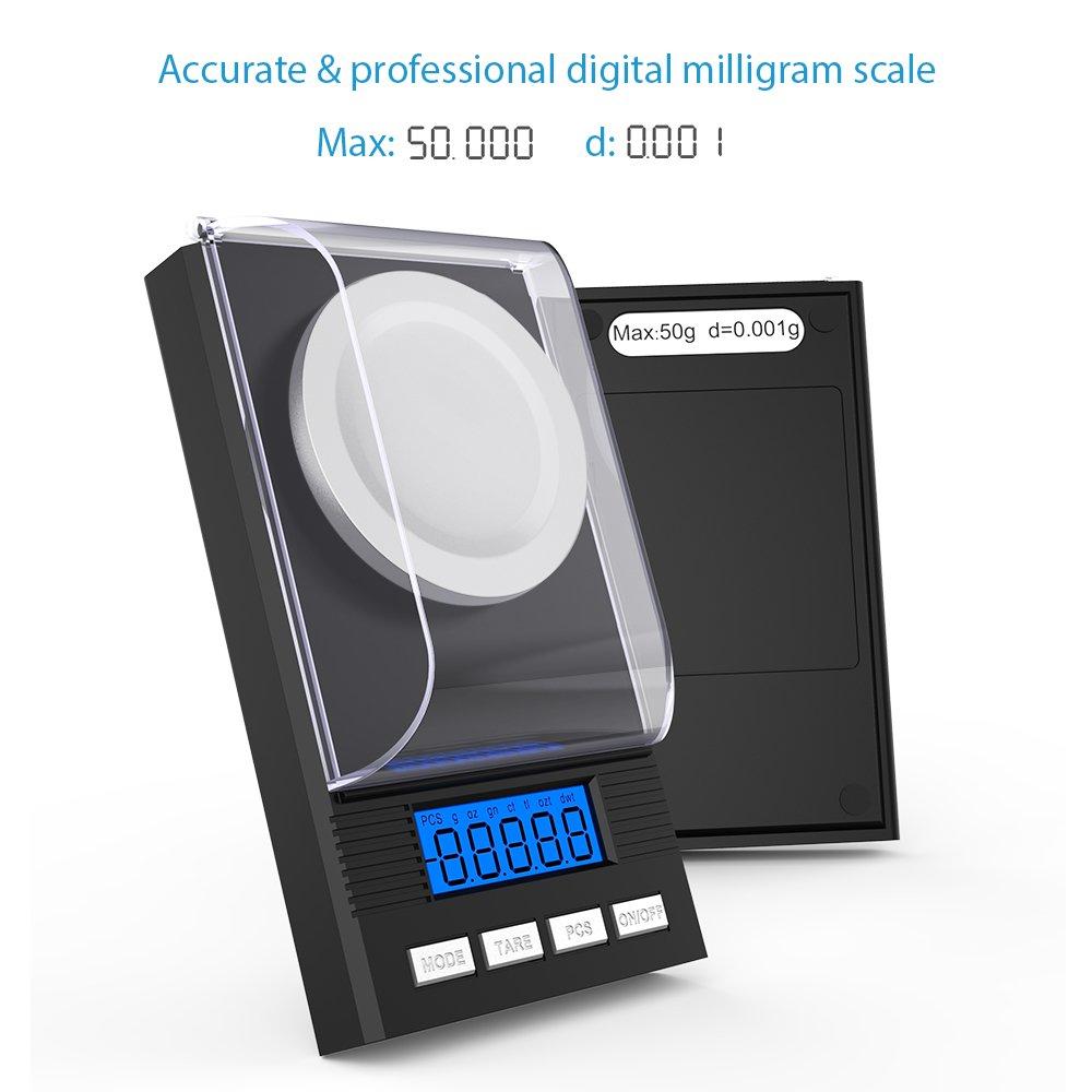 best milligram scale reviews