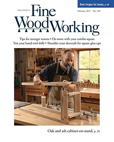 fine woodworking magazine review