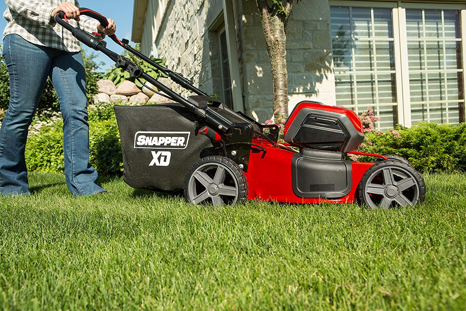 snapper mower reviews