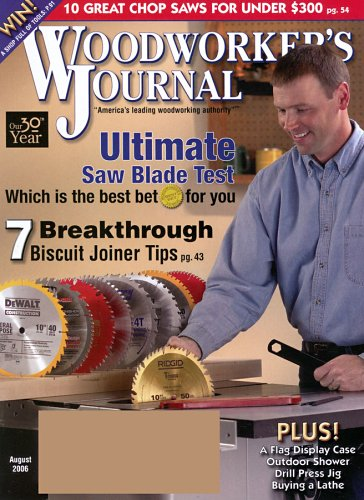 woodworkers journal review