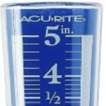 AcuRite-00850A2-5-Inch-Capacity-Easy-Read-Magnifying-Rain-Gauge
