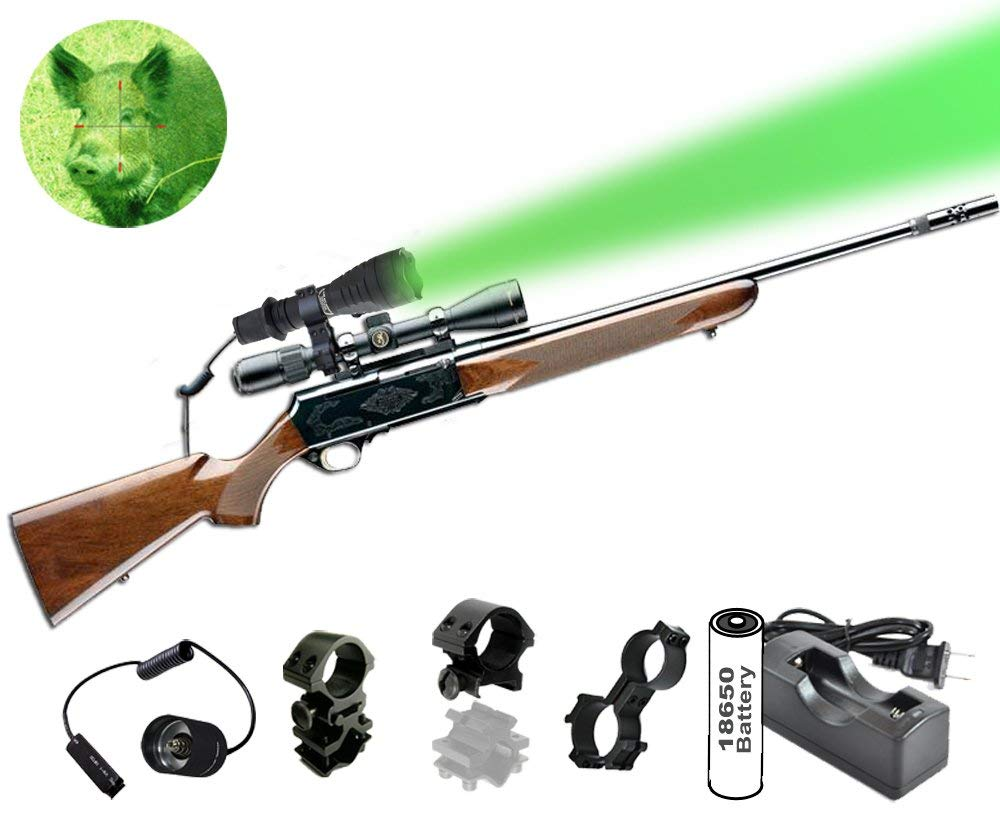 Best Coyote Hunting Lights