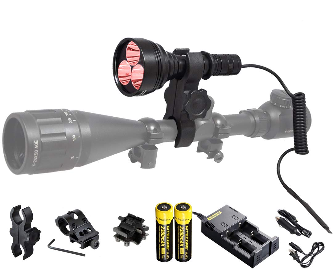Best spotlight for coyote hunting