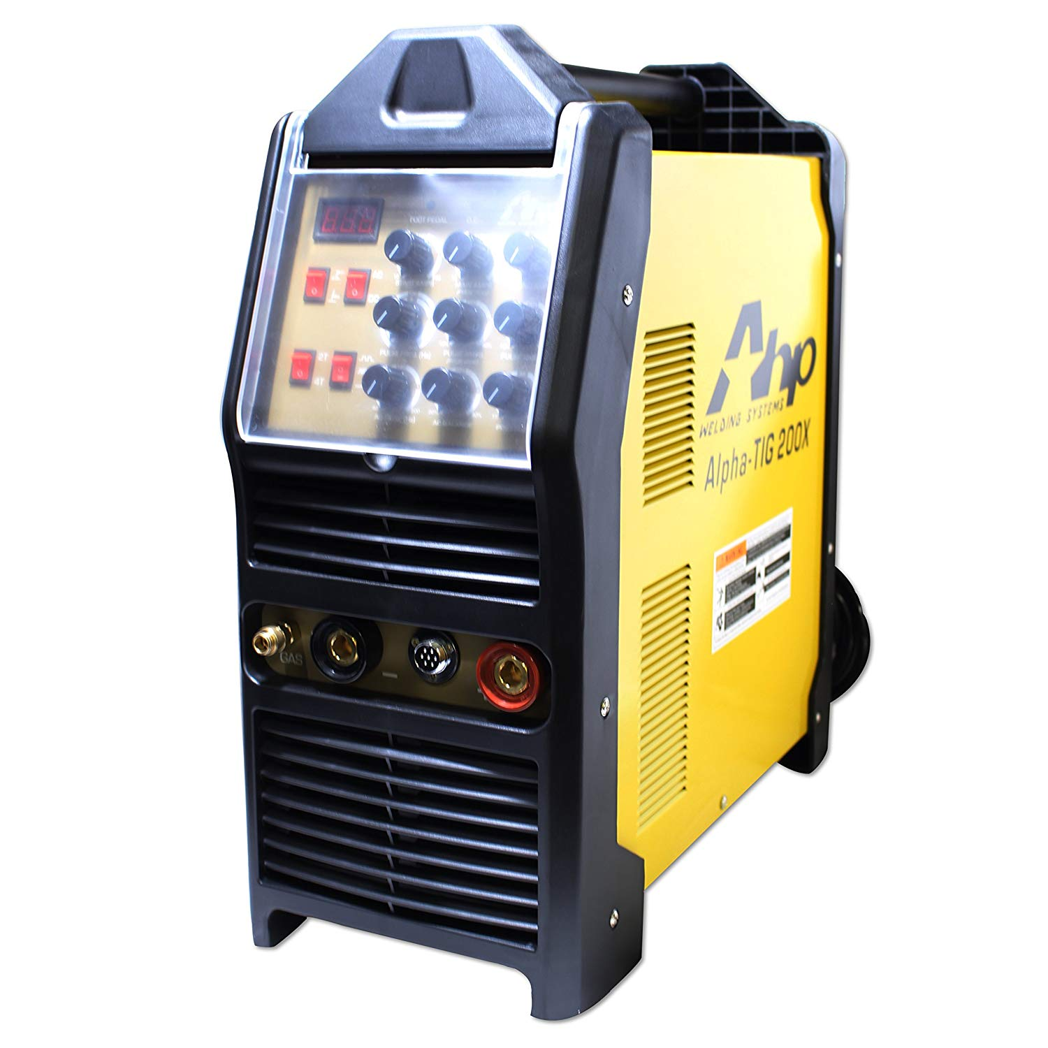 ahp stick welder review