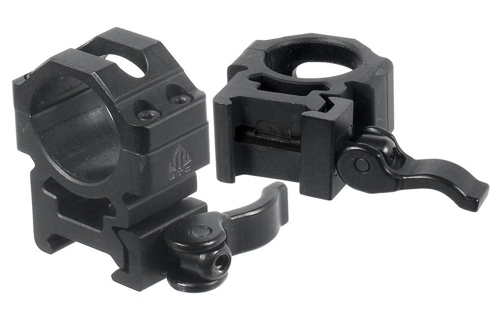 best ar scope rings