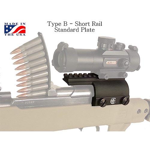 best scope mount sks