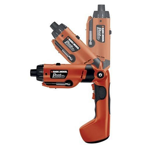 black and decker cordless screwdriver manual