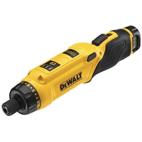 dewalt cordless screwdriver reviews