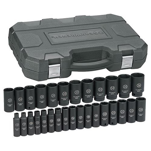 gearwrench socket set