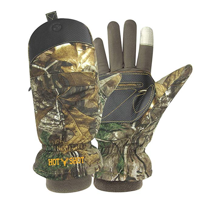 hot shot cold weather hunting glove reviews