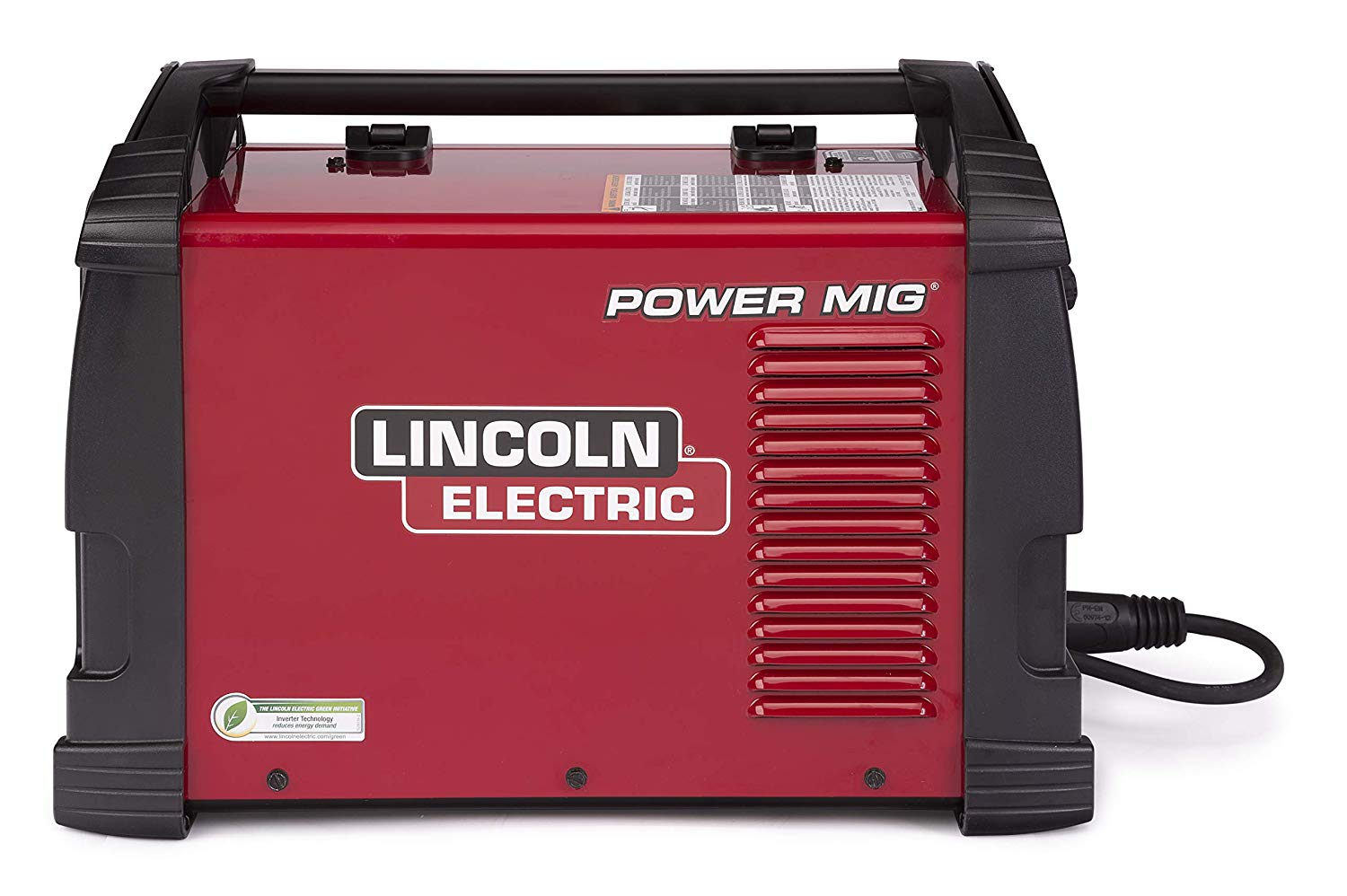 lincoln electric power mig 210