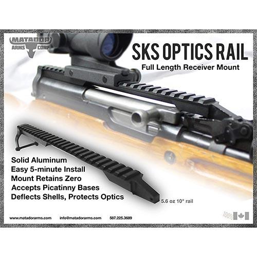 matador sks scope mount
