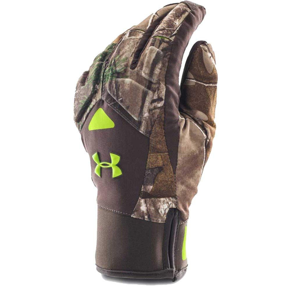 under armour cold gear hunting gloves