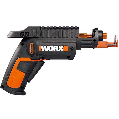 worx cordless screwdriver review